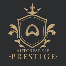 Autosparkle prestige logo on Autosparkle website
